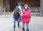 5 heruntergekommene Pferde so schnell und so gut, langfristig zu vermitteln, ist wohl den Titel Aktivistin des Monats wert. DANKE Nikola Welp