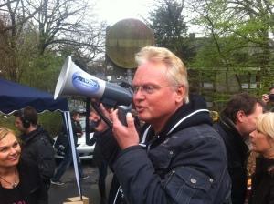 Jürgen Ortmüller, Leiter des WDSF (Wal- und Delfinschutz –Forum).