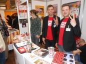 Mit animal-peace auf der VeggieWorld 2013 in Wiesbaden
